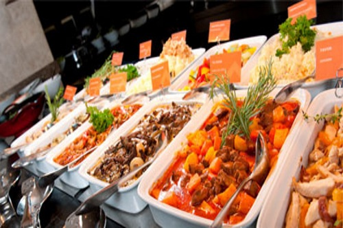 Efes Buffet Serves You More Then 60 Dishes Freshly Cooked!